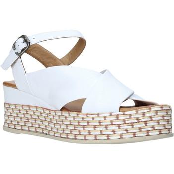 Skor Dam Sandaler Bueno Shoes Q5901 Vit