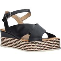 Skor Dam Sandaler Bueno Shoes Q5901 Svart