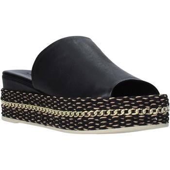 Skor Dam Tofflor Bueno Shoes Q5905 Svart