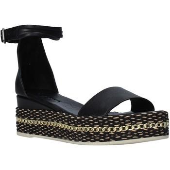 Skor Dam Sandaler Bueno Shoes Q5908 Svart