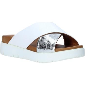 Skor Dam Tofflor Bueno Shoes 9N3408 Vit