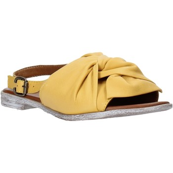 Skor Dam Sandaler Bueno Shoes Q2005 Gul