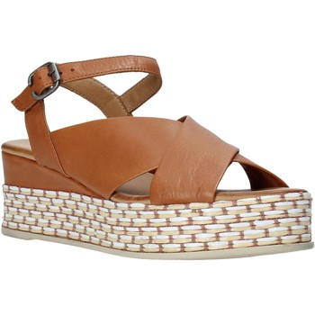 Skor Dam Sandaler Bueno Shoes Q5901 Brun