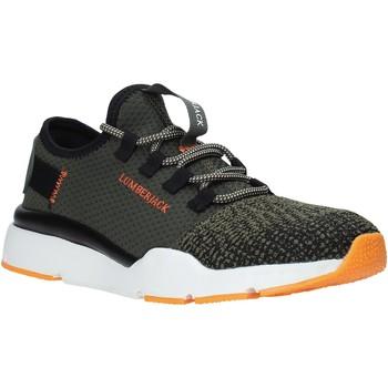 Skor Herr Sneakers Lumberjack SM63511 001 C01 Grön