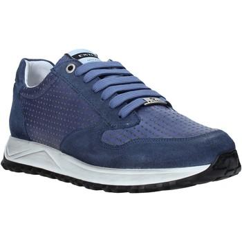 Skor Herr Sneakers Exton 751 Blå