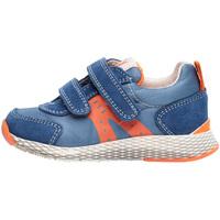 Skor Barn Sneakers Naturino 2014902 01 Blå