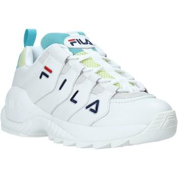 Skor Dam Sneakers Fila 1010751 Vit