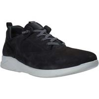 Skor Herr Sneakers Grunland SC2687 Svart