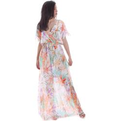 textil Dam Långklänningar Gaudi 011FD15038 Orange