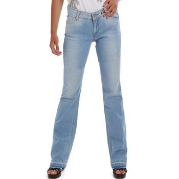 textil Dam Jeans Fornarina BER1I98D834MM Blå