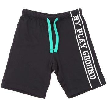 textil Barn Shorts / Bermudas Melby 70F5574 Svart