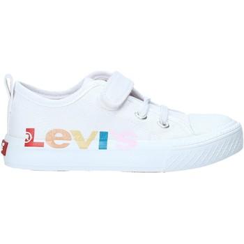 Skor Barn Sneakers Levi's VORI0013T Vit