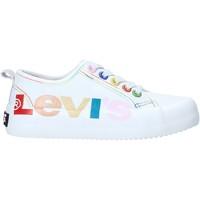 Skor Barn Sneakers Levi's VBET0003T Vit