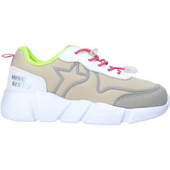 Skor Flickor Sneakers Miss Sixty S20-SMS738 Grå