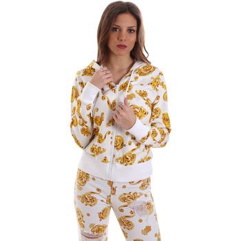 textil Dam Sweatshirts Versace B6HVB796SN500003 Vit