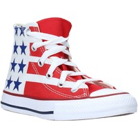 Skor Barn Höga sneakers Converse 667794C Vit