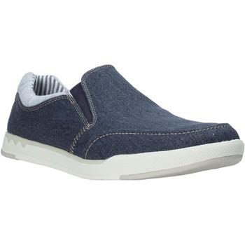 Skor Herr Slip-on-skor Clarks 26132626 Blå