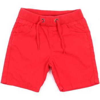 textil Barn Shorts / Bermudas Losan 015-9657AL Röd