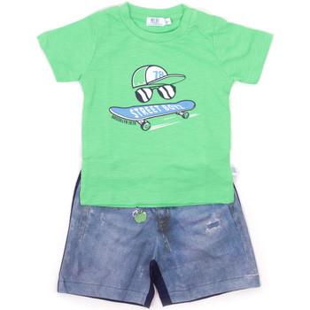 textil Barn Set Melby 20L7270 Grön