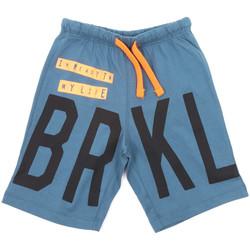 textil Barn Badbyxor och badkläder Melby 70F5574 Blå