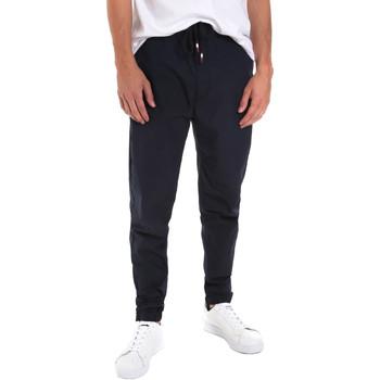 textil Herr Chinos / Carrot jeans Tommy Hilfiger MW0MW14751 Blå
