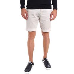 textil Herr Shorts / Bermudas Gaudi 011BU25023WC Grå
