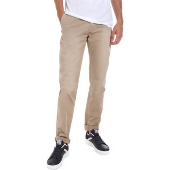 textil Herr Chinos / Carrot jeans Gaudi 011BU25004WC Beige