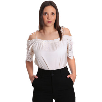 textil Dam Blusar Gaudi 811FD45011 Beige