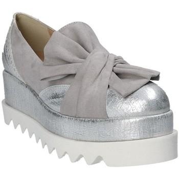 Skor Dam Espadriller Grace Shoes 1304 Grå