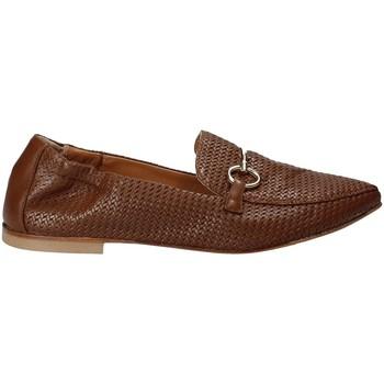 Skor Dam Loafers Mally 6264 Brun