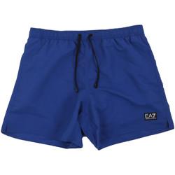 textil Herr Badbyxor och badkläder Ea7 Emporio Armani 902000 0P730 Blå