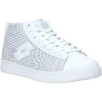 Skor Dam Höga sneakers Lotto L57989 Vit