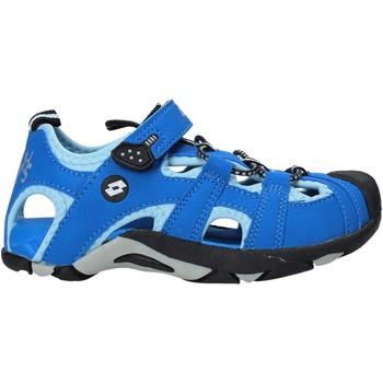 Skor Barn Sandaler Lotto L49353 Blå