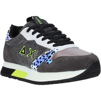 Skor Dam Sneakers Sun68 Z40227 Grå