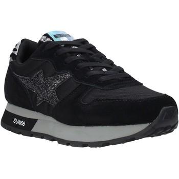 Skor Dam Sneakers Sun68 Z40212 Svart