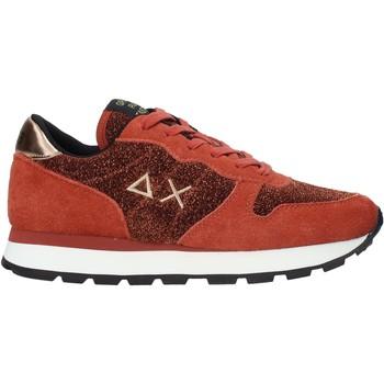 Skor Dam Sneakers Sun68 Z40205 Röd