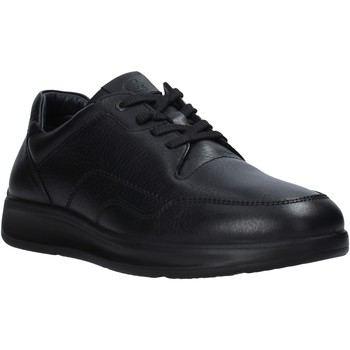 Skor Herr Sneakers Grunland SC2955 Svart