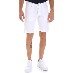 textil Herr Shorts / Bermudas Sseinse PB607SS Vit