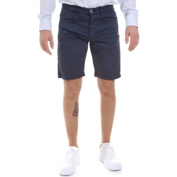 textil Herr Shorts / Bermudas Sseinse PB607SS Blå