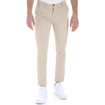 textil Herr Chinos / Carrot jeans Les Copains 9U3320 Beige