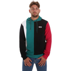 textil Herr Sweatshirts Fila 687959 Blå