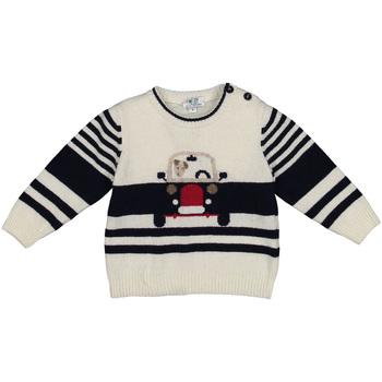 textil Barn Tröjor Melby 20B0140 Beige