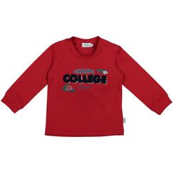 textil Barn Långärmade T-shirts Melby 20C0280 Röd