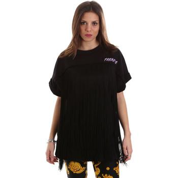 textil Dam Sweatshirts Versace B6HVB79813956899 Svart