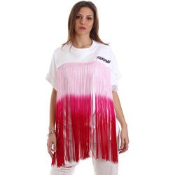 textil Dam Sweatshirts Versace B6HVB76713956003 Vit