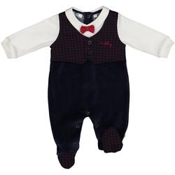 textil Barn Uniform Melby 20N0020 Blå