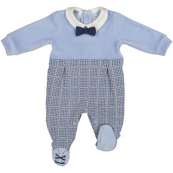 textil Barn Uniform Melby 20N0140 Blå
