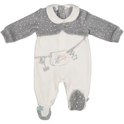 textil Barn Uniform Melby 20N0781 Vit