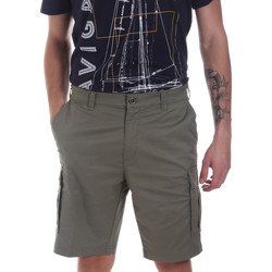 textil Herr Shorts / Bermudas Navigare NV56033 Grön