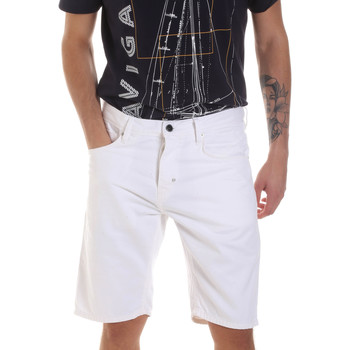 textil Herr Shorts / Bermudas Antony Morato MMSH00152 FA900123 Vit